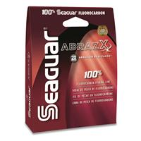 Seaguar AbrazX Fluorocarbon Fishing Line, 200 yards