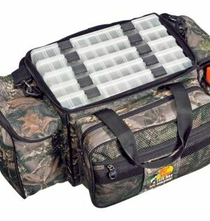 Bass Pro Shops Extreme Qualifier 370 Camo Tackle Bag or System