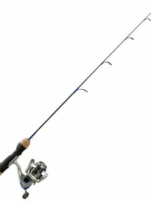 13 Fishing White Noise Ice Spinning Combo – WNC2-25L