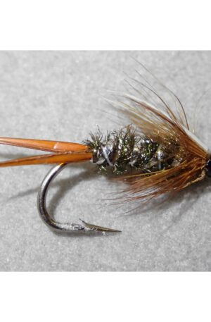 Prince Nymph Fly by Perfect Hatch 14