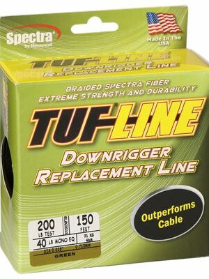 Tuf-Line Downrigger Braided Spectra Fiber Replacement Line