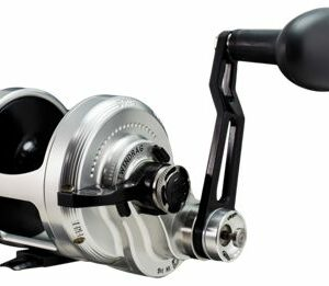 Accurate Dauntless DX2 Two-Speed Conventional Saltwater Reel