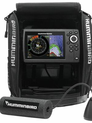 Humminbird ICE HELIX 5 CHIRP GPS G3 Sonar Flasher and Fish Finder