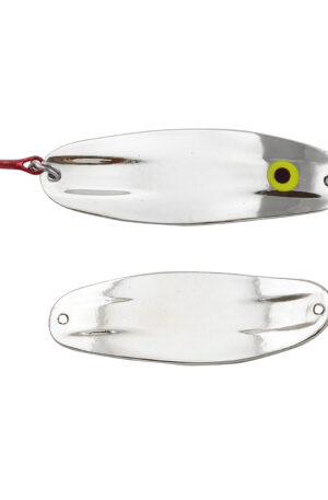 Lindy Quiver Spoon Color Chrome Weight 1/4 oz