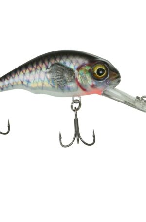 Savage Gear Goby Crankbait Dirty Silver ; 2 in.