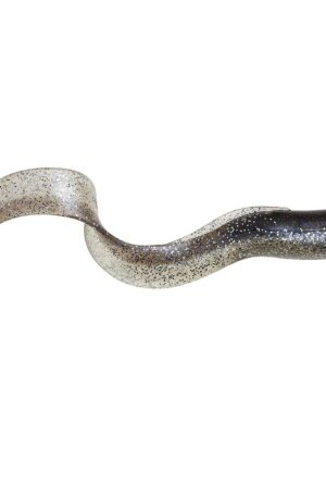 Savage Gear Real Eel Soft Bait Dirty Silver; 8 in.