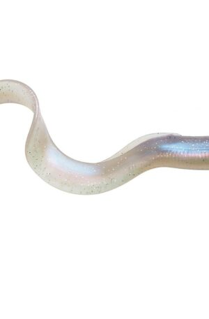 Savage Gear Real Eel Soft Bait Ghost Essence; 8 in.